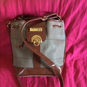 Air France Purse Bucket Bag